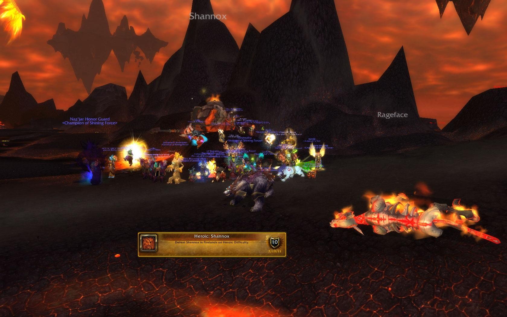 Shining Force :: Blog » World of Warcraft